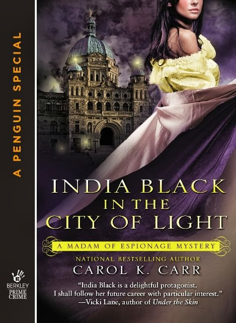 India Black in the City of Light - Especial