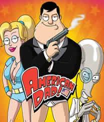 Ver American Dad Capítulos Serie Tv
