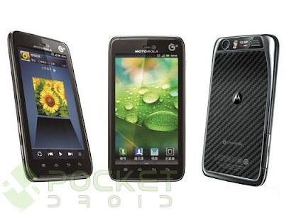 Motorola RAZR China Mobile version