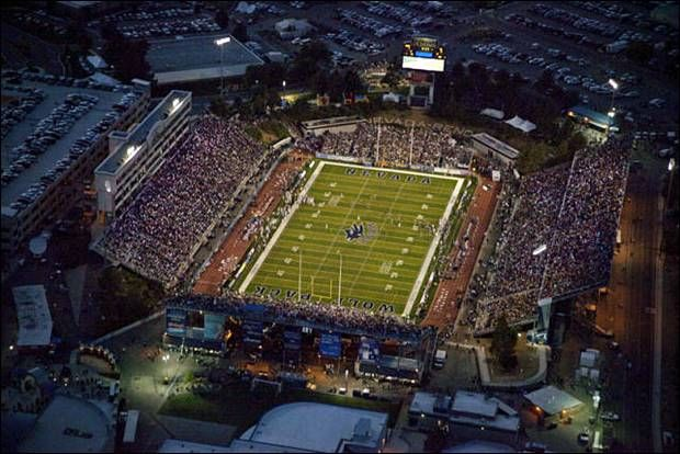 Mackay Stadium - Nevada