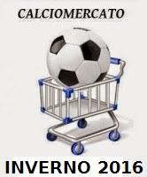 CALCIOMERCATO INVERNO 2016