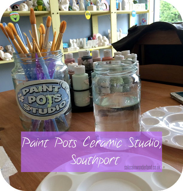 paint pots ceramic studio southport