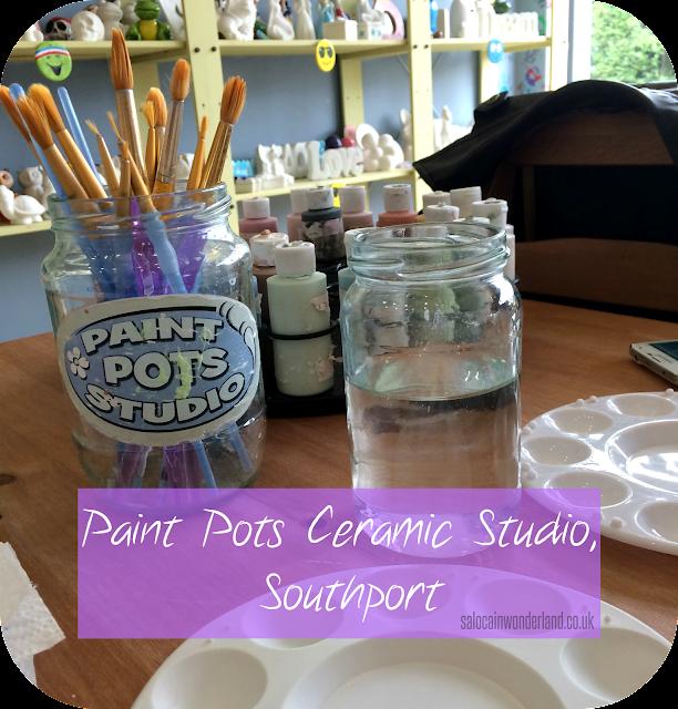 paint pots ceramic studio southport