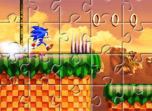 Puzzles de Sonic