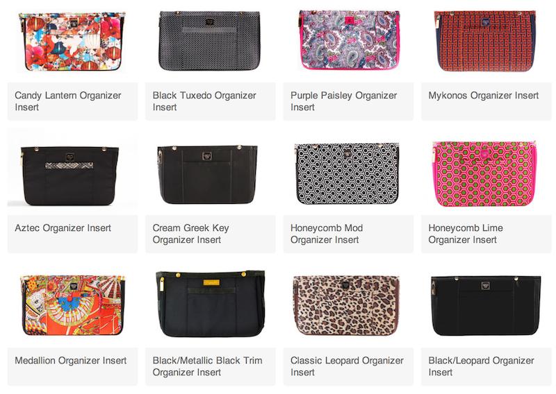 c9a299561fcc lola s secret beauty blog  PurseN Handbag Organizer Inserts