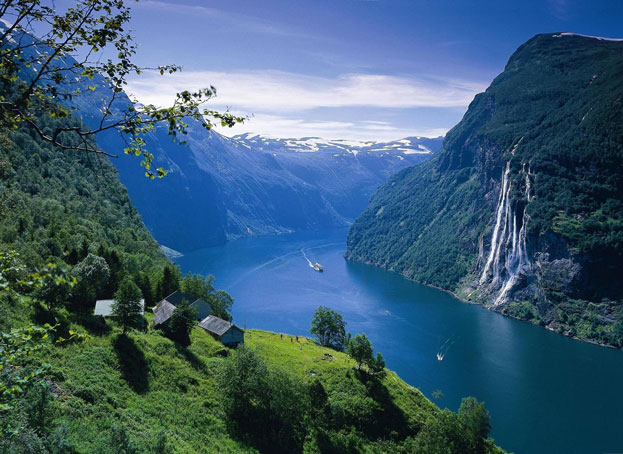World Heritage West Norwegian Fjords Norway