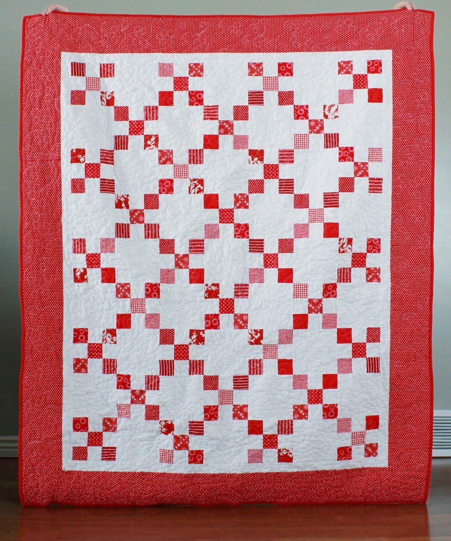Irish Chain Quilt Pattern Amazing Design Inspiration