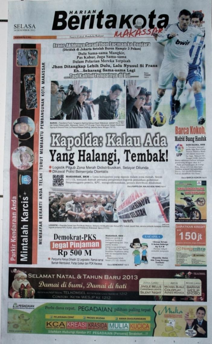 Image Result For Suara Lokal Pembela Rakyat Berita Kota Makassar