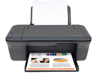 Spesifikasi Printer Hp 2060 (K110a) All-in-One