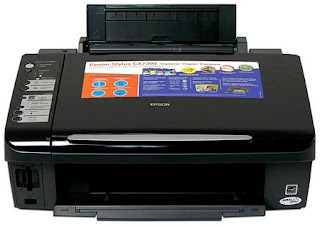 Cara reset printer CX7300