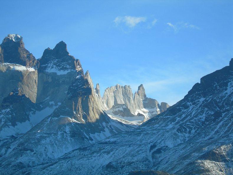 Spectacular Granite Spires at Torres del Paine National Park 5