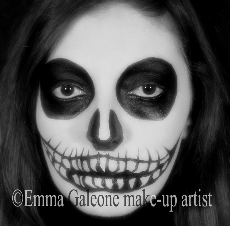 Molto EMMA GALEONE MAKE-UP ARTIST: Speciale Halloween: il trucco da  MD76
