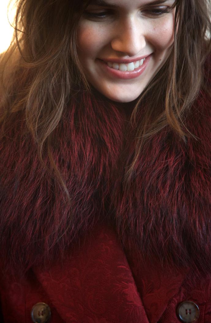 Michael Kors Fall/Winter 2015 backstage