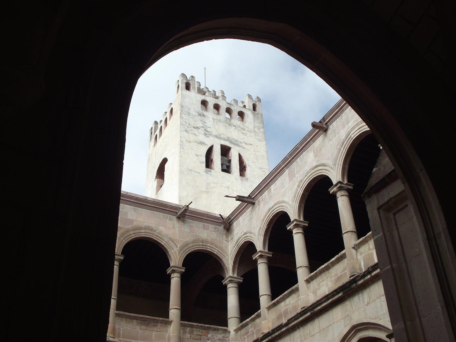 Convento agustino Actopan, Hgo.