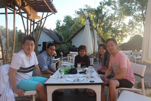 FSRM 2015 with Boss CGL in Palawan