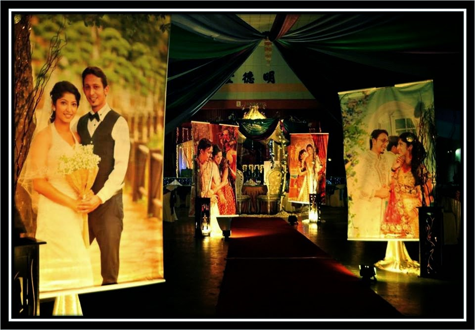 Kisha mega events kedah and ipoh indian wedding junglespirit Image collections