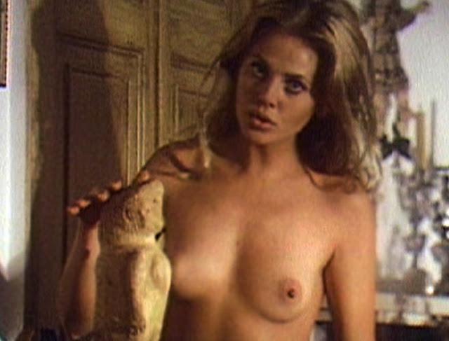 Britt ekland topless