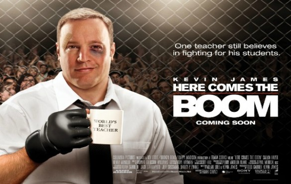 Here Comes the Boom (2012) 720p - 675MB - BRRip