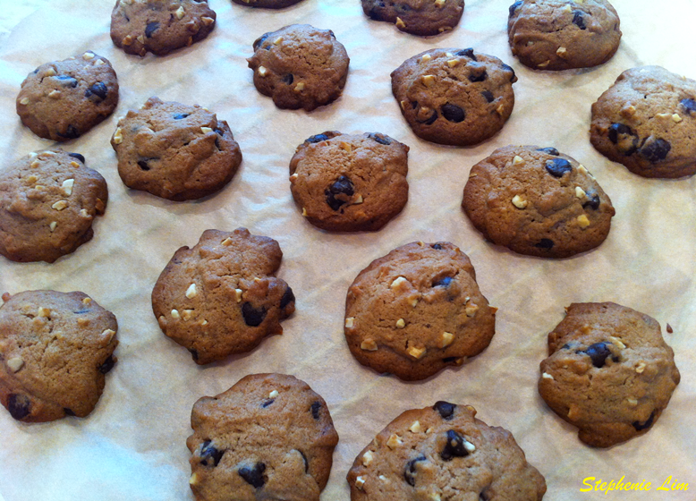 Stephen's Chocolate Chip Cookies Recipe — Dishmaps