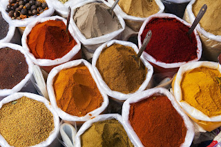 Especias marroquís