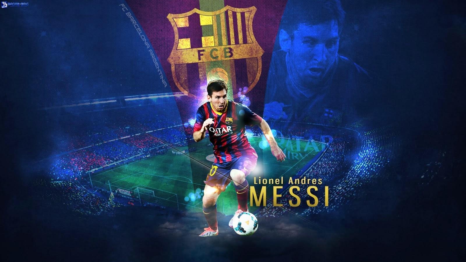 Lionel Messi 20 alucinantes fondos de pantalla para tu escritorio