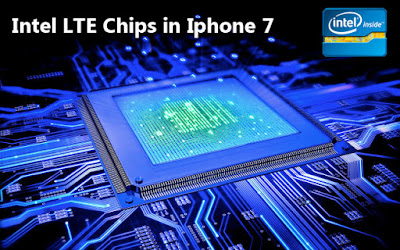 iphone Intel LTE Chips