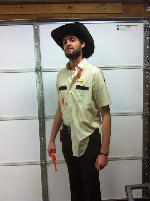 Walking Dead, Rick Grimes, Rick