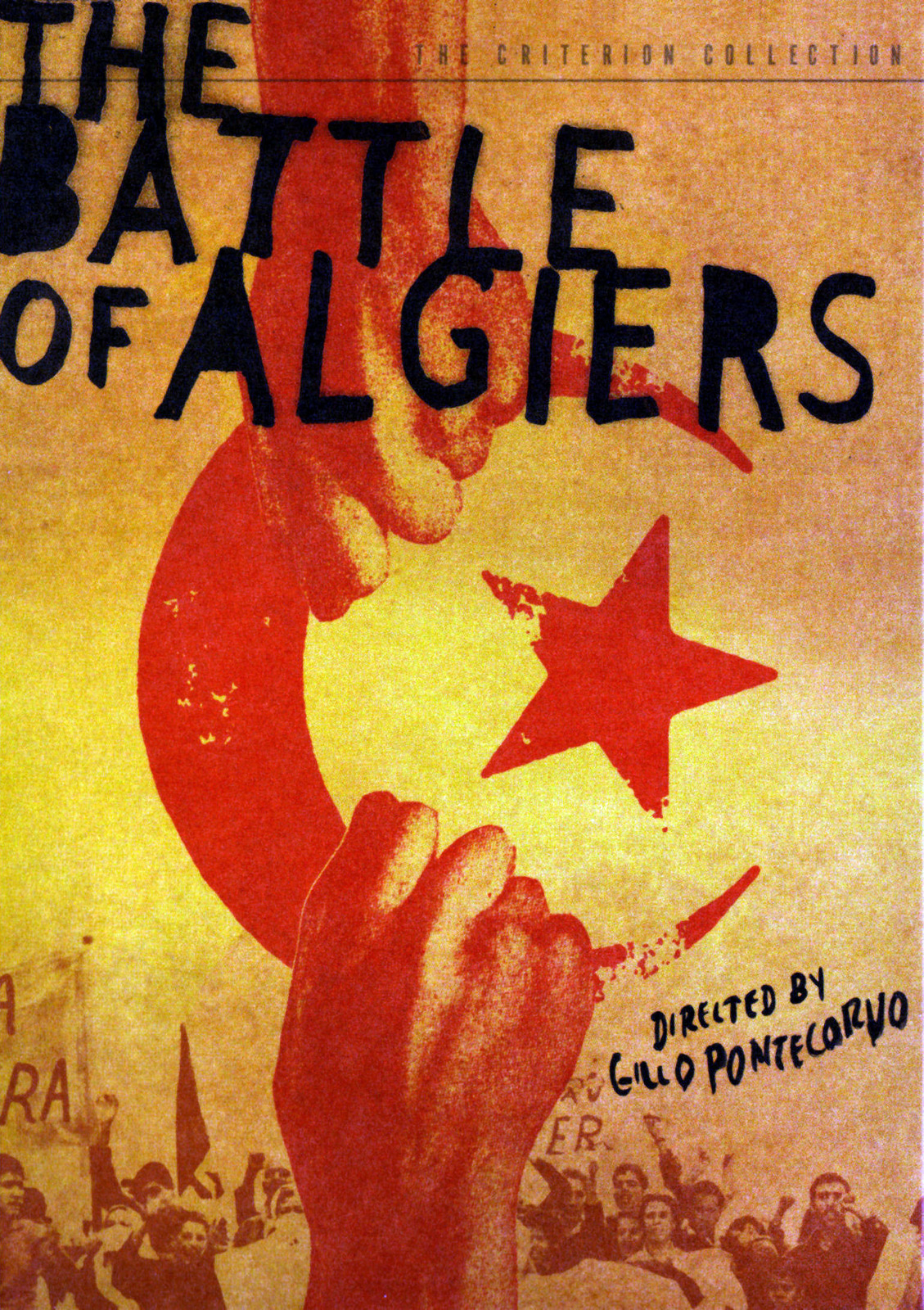 The battle of algiers 1966 for Poster revolution france