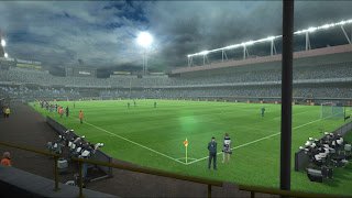 Ultra HD Skies for Stadiums [Pes 2013] by Grkn Design®