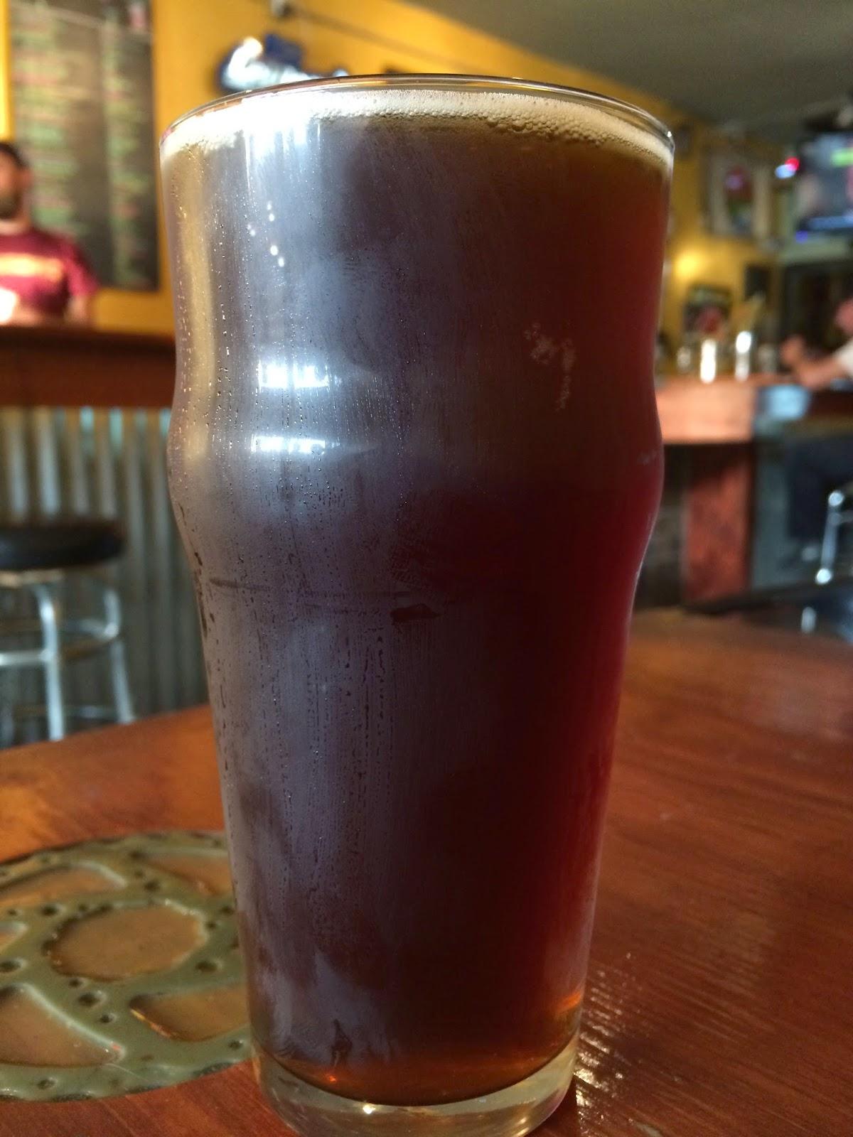 Southgate Brewing Pecan Brown Ale 1