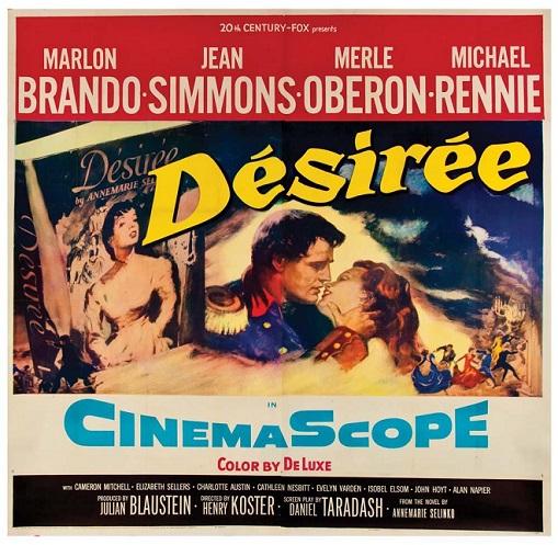 """""""Desirée"""" (1954)"""
