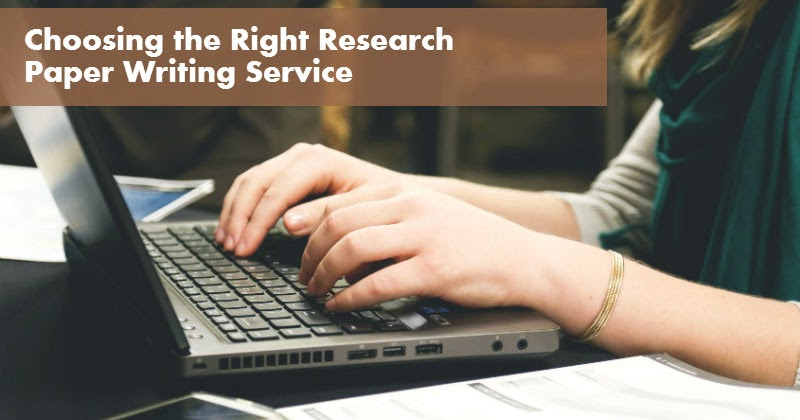 research writing service Students face problems when writing a research paper thus, there is always a good alternative in the form of a research paper writing service.