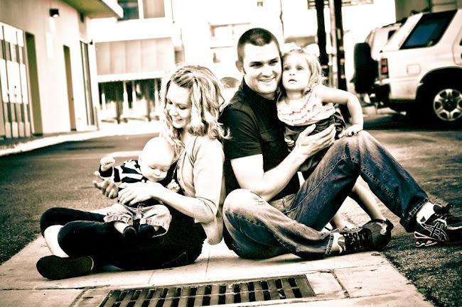 Tim, Tori, Mylin & Kale