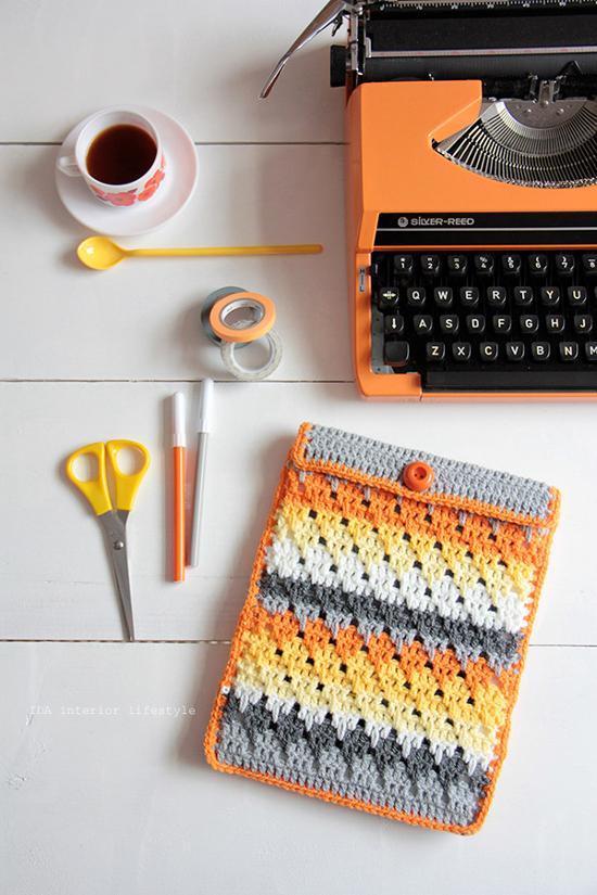 un due tre ilaria le crochet dans la deco ida interior lifestyle. Black Bedroom Furniture Sets. Home Design Ideas