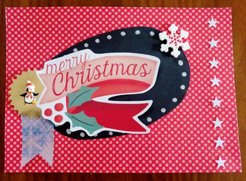 christmas cards felicitaciones navidad DIY manualidades