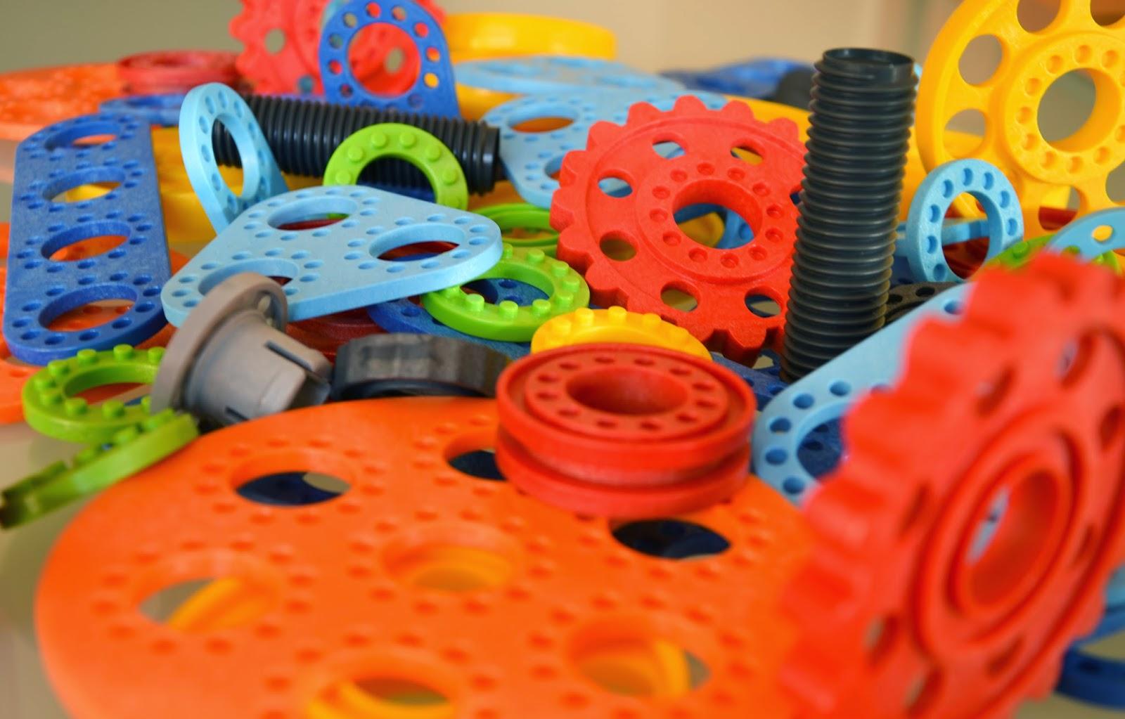 Volk's Baukasten - Technikspielzeug für Kinder