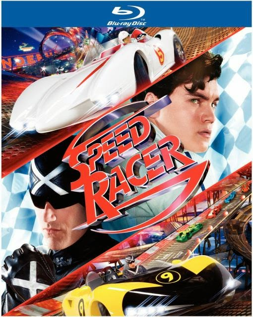 Speed Racer (2008) Poster