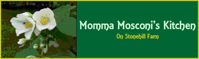 Momma Mosconi's Kitchen