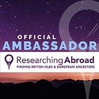 Genealogy Roadshow 2017 Ambassador