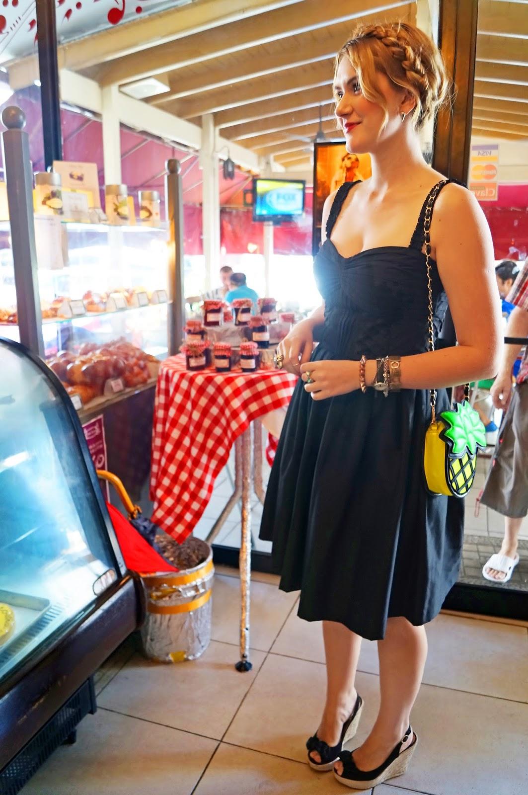 Little black dress Summer Outfit