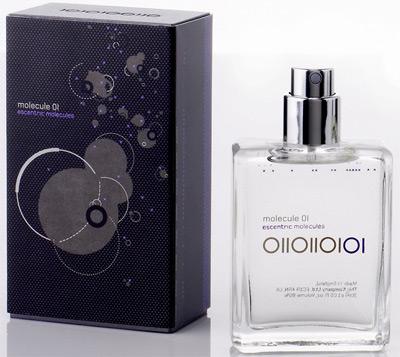 perfume Escentric Molecules Molecule 01