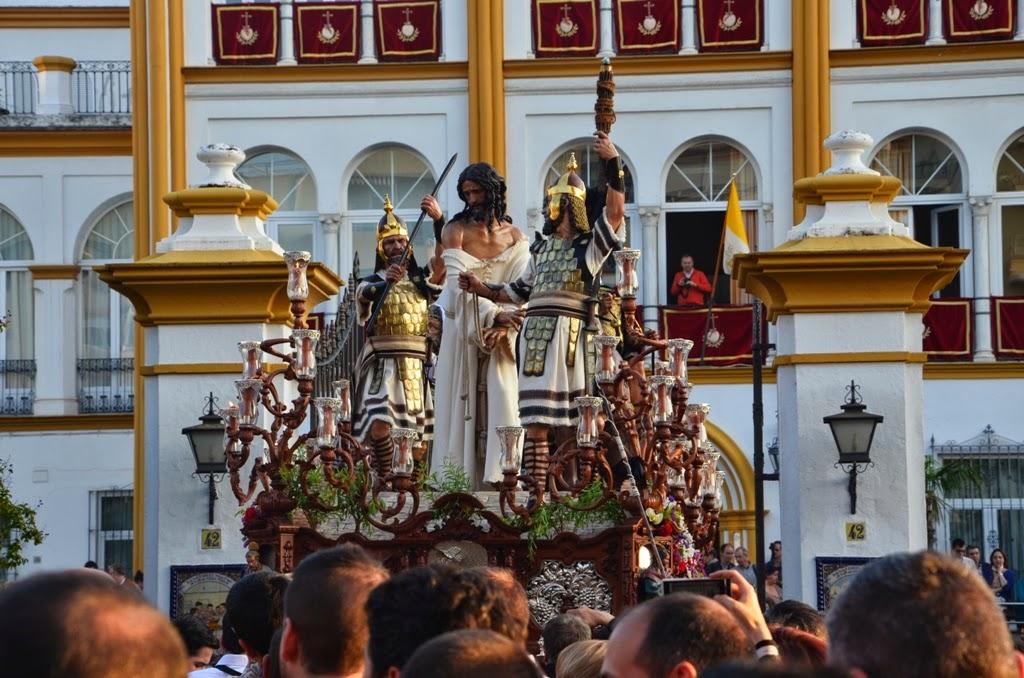 Ntro Padre Jesús de la Esperanza en el Puente Cedrón - Sevilla