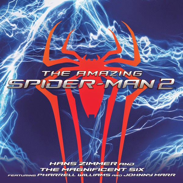 Various Artists - The Amazing Spider-Man 2 (The Original Motion Picture Soundtrack) Cover