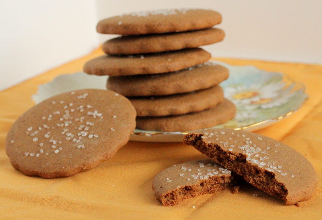 Tried in Blue: Flashback Friday: Soft Molasses Cookies