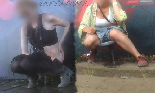 Rock Festival Piss 2015_149 (Outdoor Peeing Voyeur)