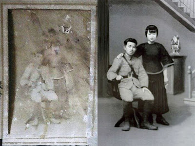الفوتوشوب واصلاح الصور القديمة التالفة