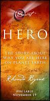 """""""Hero"""" by Rhonda Byrne"""