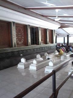 Bangunan Makam Sunan Kalijaga