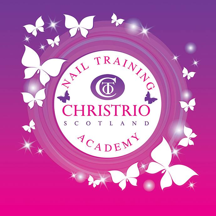 Piggieluv Requested Nail Art Logo For Christrio Scotland