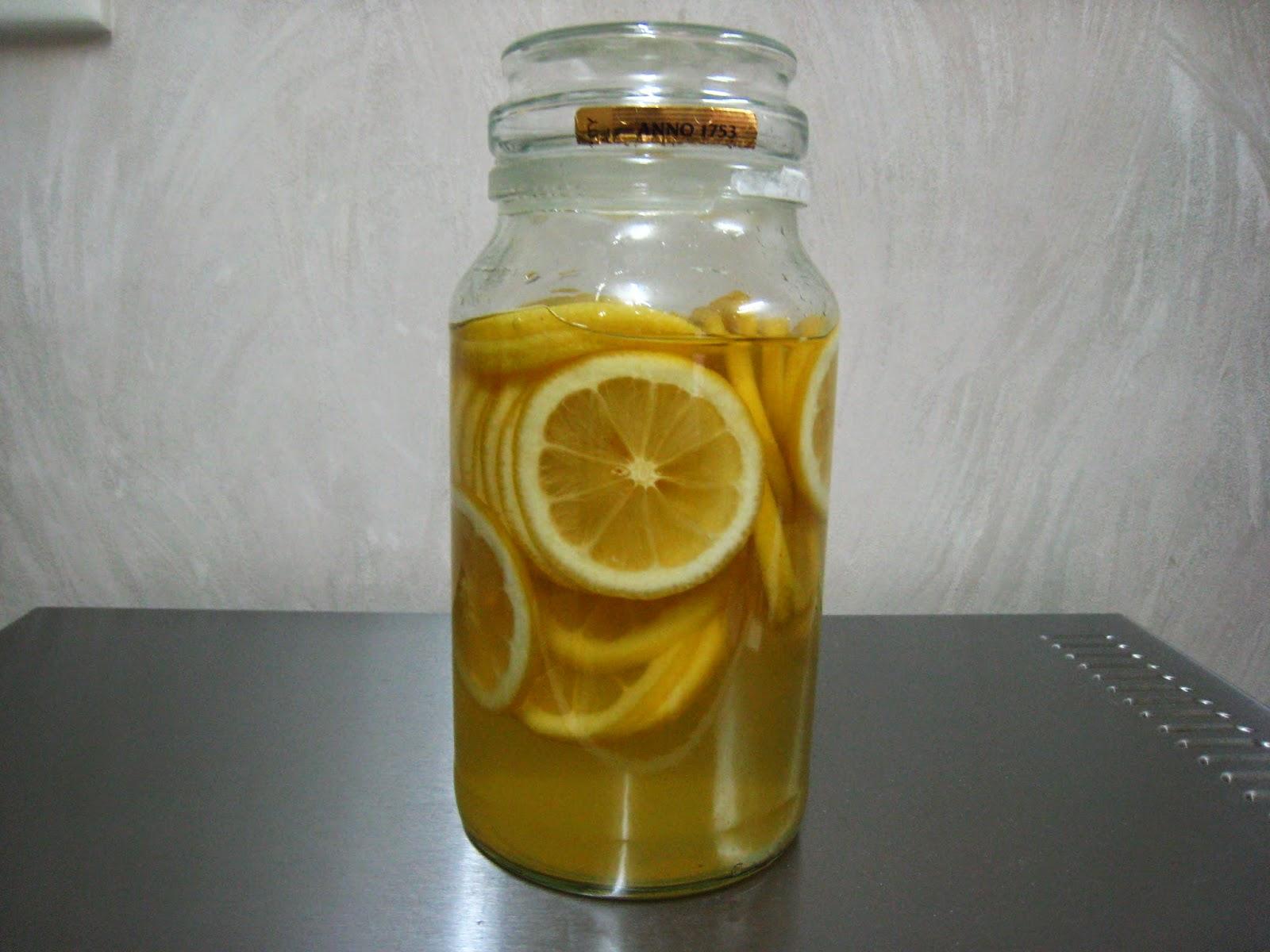 民以食為天: 檸檬醋